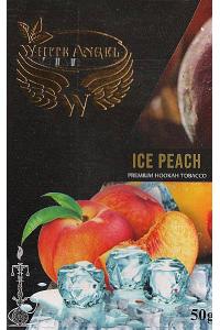 Табак White Angel Ice Peach (Лёд Персик) 50 грамм