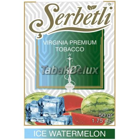 Serbetli Ice Watermelon (Лёд Арбуз) 50 грамм
