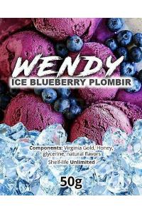 Wendy Ice Blueberry Plombir (Лёд Черника Мороженое) 50 грамм