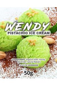 Wendy Pistachio Ice Cream (Фисташковое Мороженое) 50 грамм