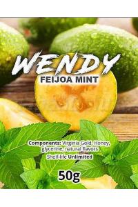 Wendy Feijoa Mint (Фейхоа Мята) 50 грамм