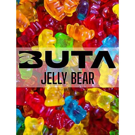 Buta Gold Jelly Bear (Мармеладные Мишки) 50 грамм