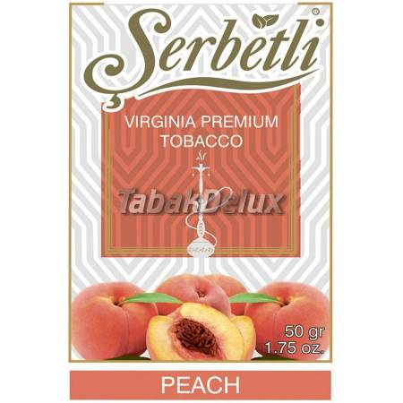 Serbetli Peach (Персик) 50 грамм
