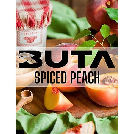 Buta Gold Spiced Peach (Пряный Персик) 50 грамм
