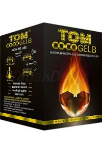 Tom Coco Gelb 1 кг (72 кубика) в упаковке
