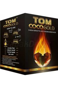 Tom Coco Gold 1 кг (72 кубика) в упаковке