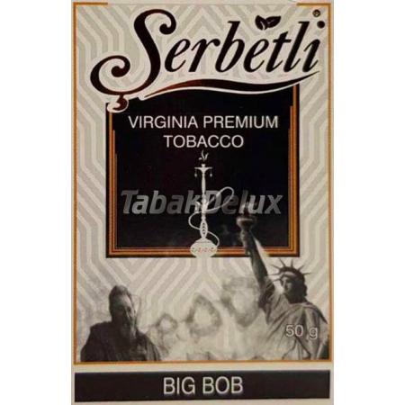 Serbetli Big Bob (Большой Боб) 50 грамм
