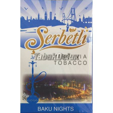 Serbetli Baku Nights (Ночи Баку) 50 грамм