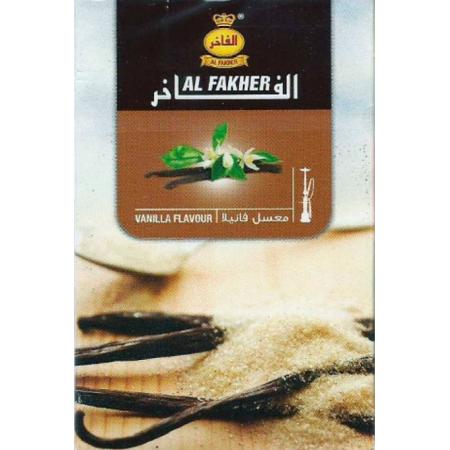 Табак, заправка для кальяна Al Fakher Vanilla (Ваниль) 50 грамм