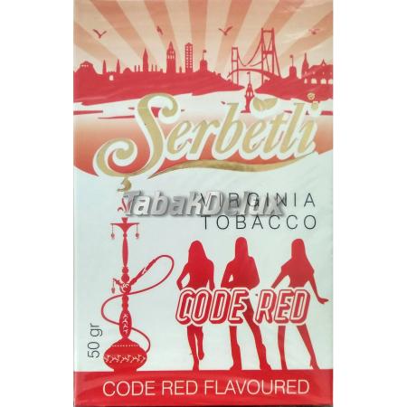 Serbetli Code Red (Красный Код) 50 грамм