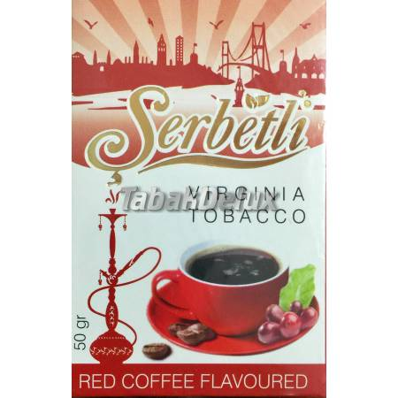 Serbetli Red Coffee (Красный кофе) 50 грамм