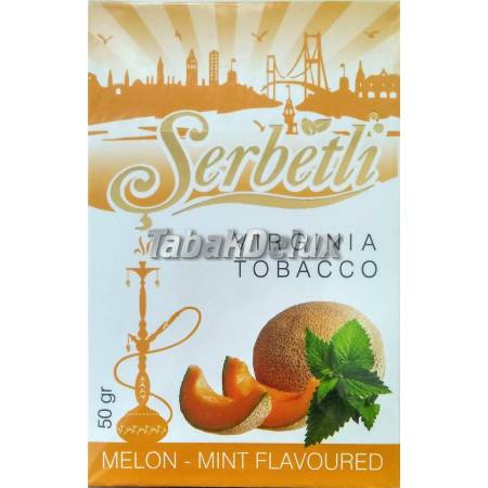 Serbetli Watermelon Mint (Арбуз Мята) 50 грамм