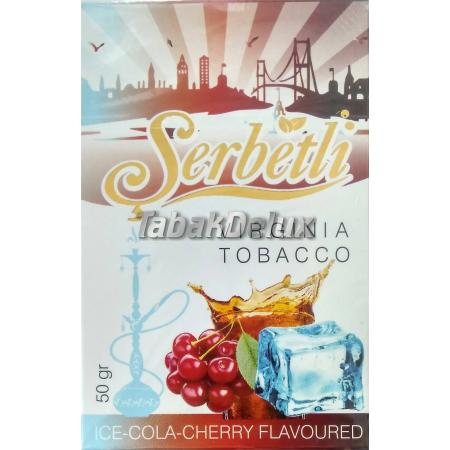 Serbetli Ice Cola Cherry (Лед Кола Вишня) 50 грамм