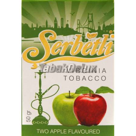 Serbetli Two Apple (Два Яблока) 50 грамм