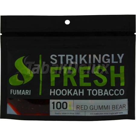 Fumari Red Gummi Bear (Красные Мишки) 100 грамм