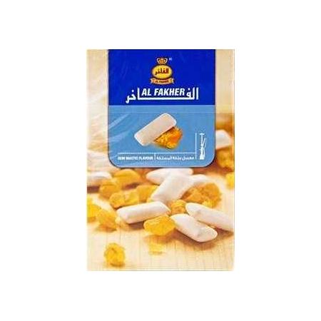 Табак, заправка для кальяна Al Fakher Gum Mastic (Жвачка Мастика) 50 грамм