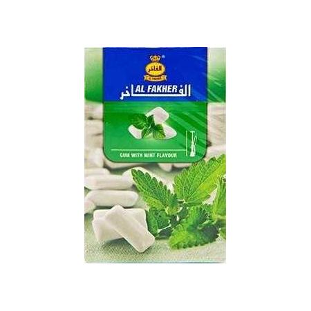 Al Fakher Gum mint (Жвачка мята) 50 грамм