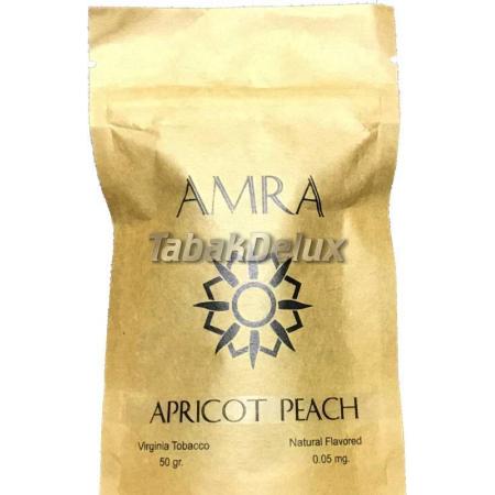 Табак Amra Sun Apricot Peach (Абрикос Персик) 50 грамм