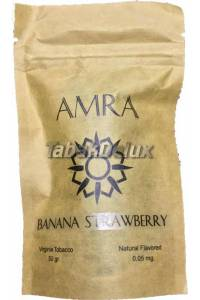 Табак Amra Sun Banana Strawberry (Банан Клубника) 50 грамм