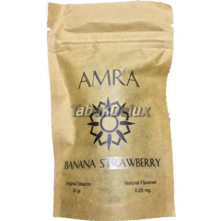 Табак Amra Sun Banana Strawberry (Банан Клубника) 50 грамм