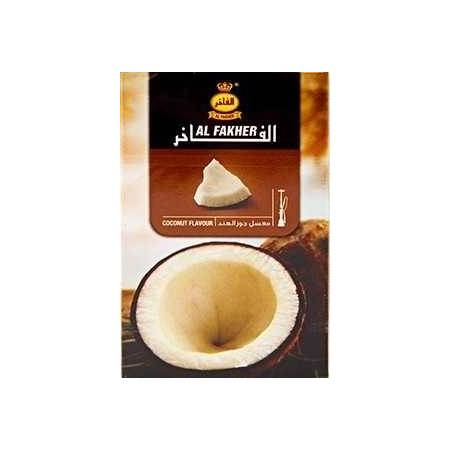 Табак, заправка для кальяна Al Fakher Coconut (Кокос) 50 грамм