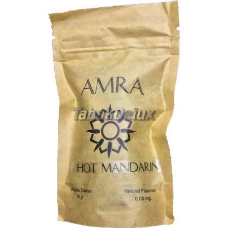 Табак Amra Sun Hot Mandarin (Мандарин Специи) 50 грамм