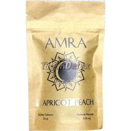 Табак Amra Moon Apricot Peach (Абрикос Персик) 50 грамм