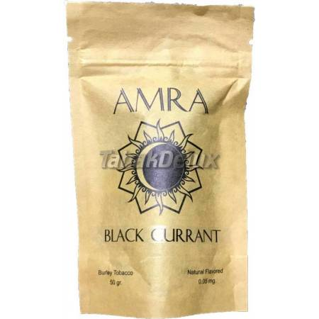 Табак Amra Moon Black Currant (Чёрная Смородина) 50 грамм