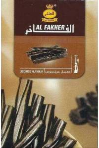 Табак, заправка для кальяна Al Fakher Liquorice (Лакрица) 50 грамм