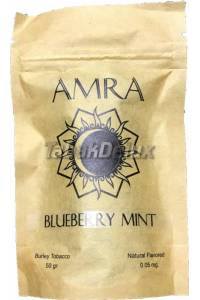 Табак Amra Moon Blueberry Mint (Черника Мята) 50 грамм