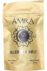 Табак Amra Moon Blueberry Mint (Черника Мята) 50 грамм