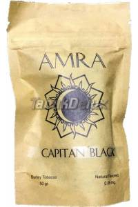 Табак Amra Moon Capitan Black (Капитан Блэк) 50 грамм
