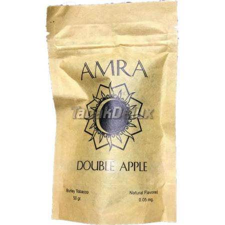 Табак Amra Moon Double Apple (Двойное Яблоко) 50 грамм