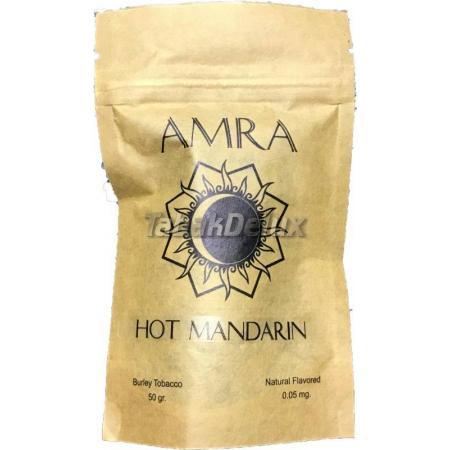 Табак Amra Moon Hot Mandarin (Мандарин Специи) 50 грамм