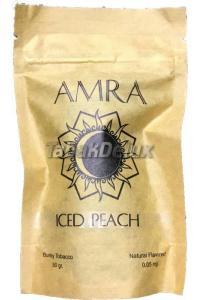Табак Amra Moon Iced Peach (Лёд Персик) 50 грамм