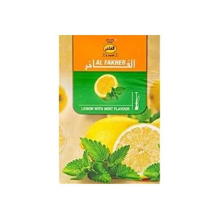 Al Fakher Lemon with mint (Лимон с мятой) 50 грамм