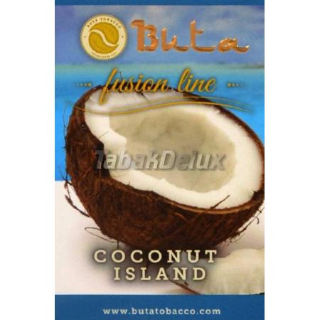 Buta Fusion Coconut Island (Кокосовый Остров) 50 грамм
