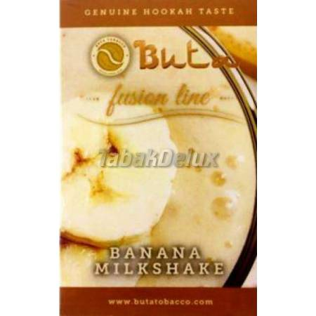 Buta Gold Banana Milkshake (Бананово-молочный Коктейль) 50 грамм