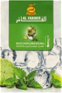 Табак, заправка для кальяна Al Fakher Mojito (Мохито) 50 грамм