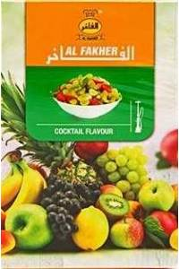 Табак, заправка для кальяна Al Fakher Cocktail Flavour (Фруктовый Коктейль) 50 грамм
