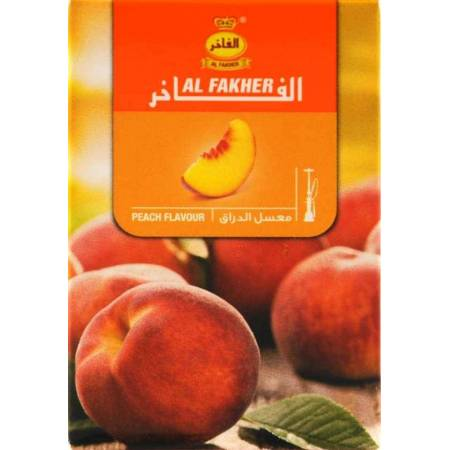 Табак, заправка для кальяна Al Fakher Peach (Персик) 50 грамм