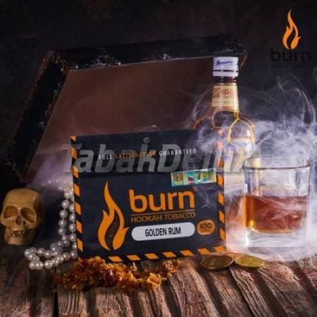 Burn Golden Rum (Золотой Ром) 100 грамм