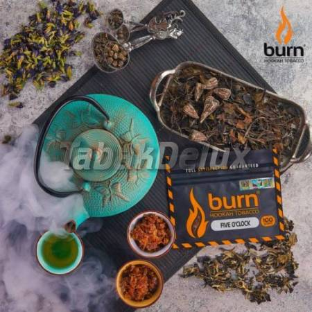 Burn Five Oclock (Пять Часов) 100 грамм