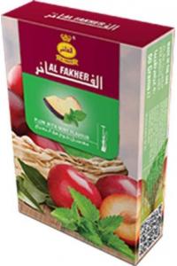 Табак, заправка для кальяна Al Fakher Plum Mint (Слива Мята) 50 грамм