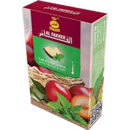Al Fakher Plum mint (Слива мята) 50 грамм