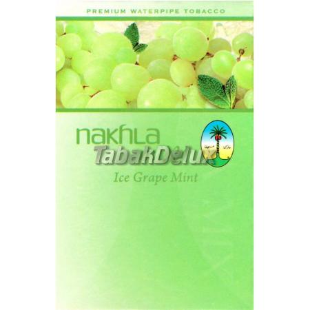 Nakhla Mix Ice Grape Mint (Лёд Виноград Мята) 50 грамм
