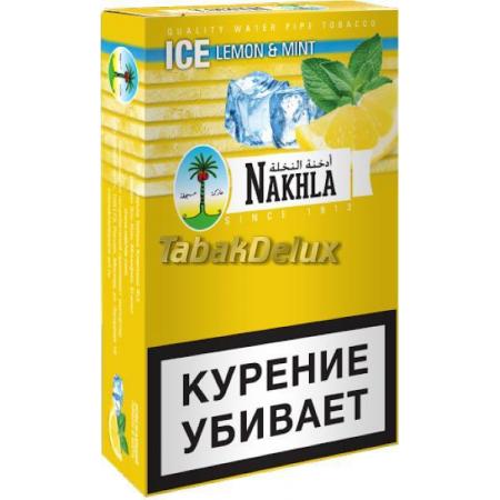 Nakhla Classic Ice Lemon Mint (Лёд Лимон Мята) 50 грамм