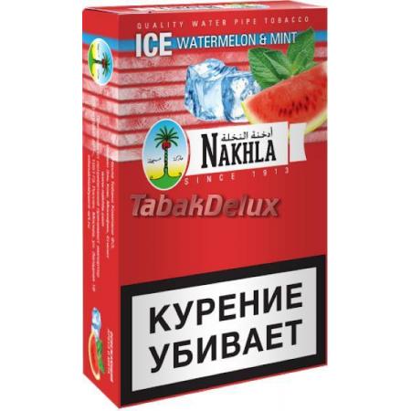 Nakhla Classic Ice Watermelon Mint (Лёд Арбуз Мята) 50 грамм