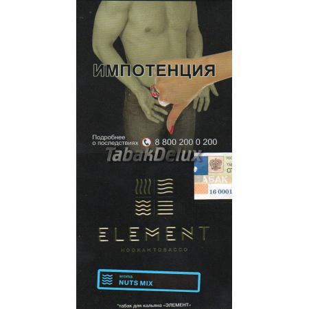 Element Water Nuts Mix (Ореховый Микс) 100 грамм