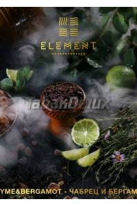 Element Water Thyme Bergamot (Чабрец Бергамот) 100 грамм